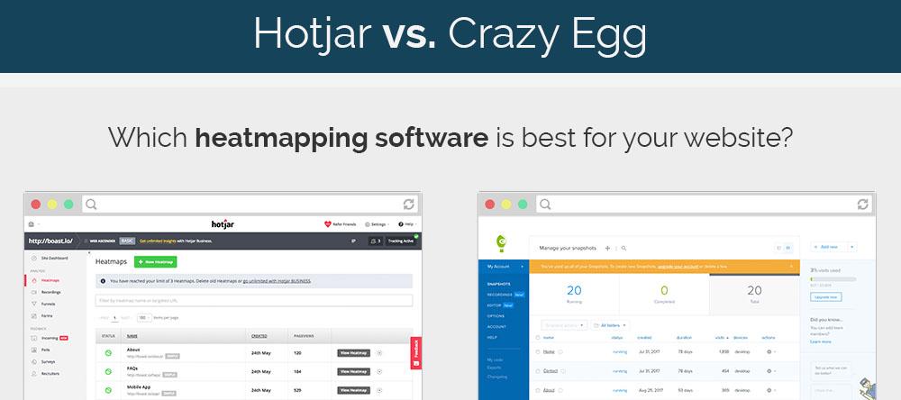hotjar vs crazy egg